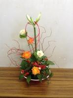新年に飾るお花