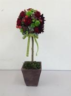 生花のトピアリー